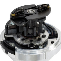 All TSP Pro Series distributors feature a top-of-the-line, fully adjustable mechanical advance.