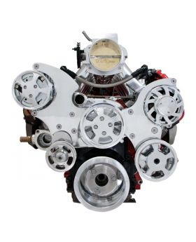 TSP_Polished_Aluminum_LS_Serpentine_Kit_81200-KT