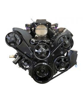 TSP_Black_Aluminum_LS_Serpentine_Kit_81200X-KT
