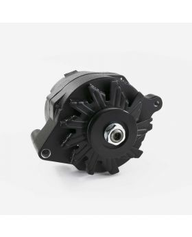 TSP_Ford_1G_110_Amp_V-Belt_Alternator_Black_Front_ES1031BK