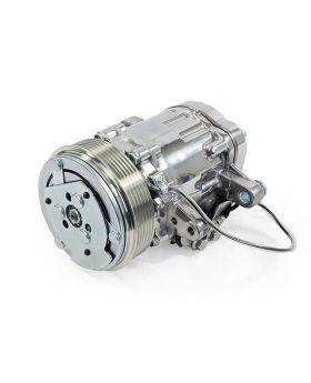 TSP_Chrome_Sanden_SD7_Compressor_Silver_Serpentine_Clutch_HC5005