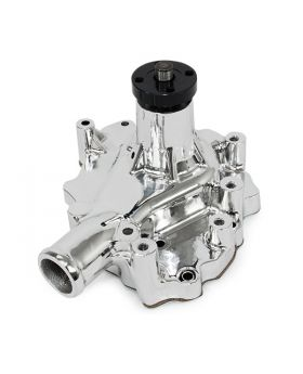 TSP_Water_Pump_Ford_Small_Block_Driver_Inlet_Chrome_HC8050