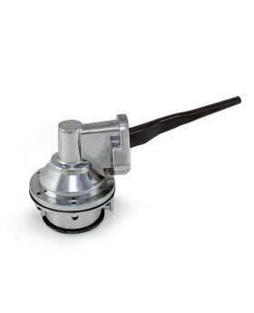 TSP_Ford_Big_Block_Mechanical_Fuel_Pump_Chrome_Side_JM1010