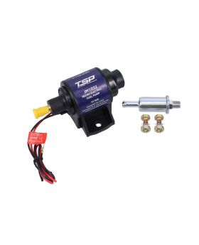 Micro Electric 35 gph 4-7 PSI Gasoline Fuel Pump with Filter for Carburetor