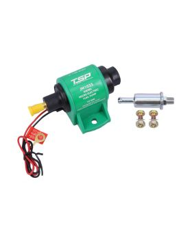 Micro Electric 35 gph 4-7 PSI Diesel Fuel Pump with Filter for Carburetor