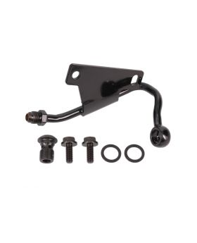 GM Type II Power Steering Pump Low-Mount Hardline