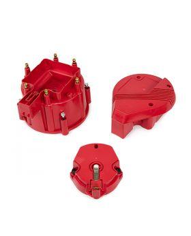 TSP_HEI_Distributor_V6_Super_Cap_Rotor_Kit_Red_JM6952