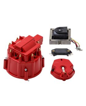 TSP_V8_HEI_Distributor_Cap_Tune-Up_Kit_Red_JM6992