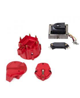 TSP_V6_HEI_Distributor_Super_Cap_Tune-Up_Kit_Red_JM6993