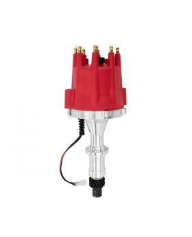 TSP_Pro_Series_Pro_Billet_Distributor_Pontiac_V8_Red_JM7604