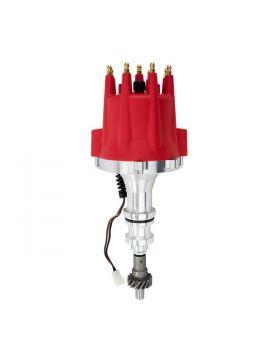TSP_Pro_Series_Pro_Billet_Distributor_Ford_Big_Block_V8_Red_JM7606