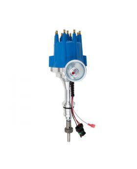 TSP_Pro_Series_Ready_To_Run_Distributor_Ford_Small_Block_V8_Blue_JM7702