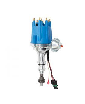 TSP_Pro_Series_Ready_To_Run_Distributor_Ford_Big_Block_V8_Blue_JM7706