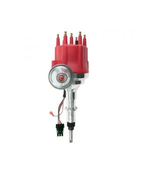 TSP_Pro_Series_Ready_To_Run_Kit_Chevy_194-292_Late_L6_Red_Distributor_JM8823