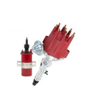 TSP_Pro_Series_Ready_To_Run_Kit_Chevy_Big_Block_348-409_Red_JM8809