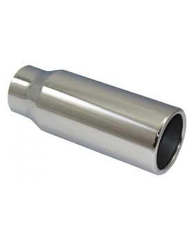 TSP_Polished_Stainless_Steel_Exhaust_Tip_2.25x3x8_Straight_Edge_SP2800