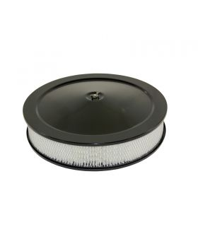 TSP_Hi-Lip_Base_Muscle_Car_Style_Air_Cleaner_Kit_Black_Steel_SP4304BK