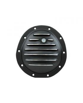 TSP_GM_8.5_Inch_10-Bolt_Front_Differential_Cover_Black_Aluminum_SP4900BK