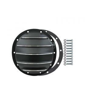 TSP_GM_8.5_Inch_10-Bolt_Rear_Differential_Cover_Black_Aluminum_Kit_SP4901BKKIT