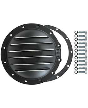 TSP_AMC_Jeep_Model_20_12-Bolt_Differential_Cover_Black_Aluminum_Kit_SP4906BKKIT