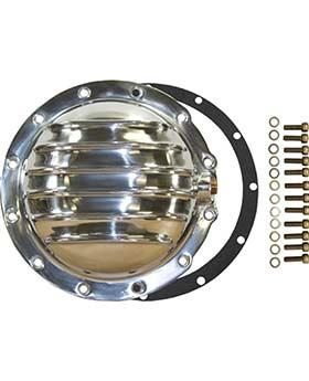 TSP_AMC_Jeep_Model_20_12-Bolt_Differential_Cover_Polished_Aluminum_Kit_SP4906KIT
