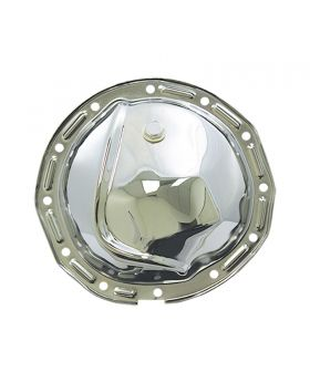 TSP_GM_8.875_12-Bolt_Differential_Cover_Chrome_Steel_With_Plug_SP4919