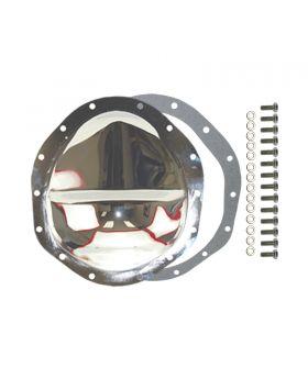 TSP_GM_9.5_14-Bolt_Differential_Cover_Chrome_Steel_Kit_SP4920KIT
