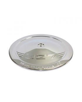 TSP_14_Round_327_Air_Cleaner_Top_Chrome_Steel_SP7080A