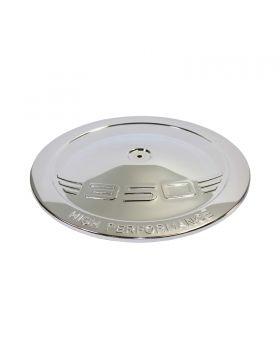 TSP_14_Round_350_Air_Cleaner_Top_Chrome_Steel_SP7081A