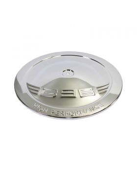 TSP_14_Round_396_Air_Cleaner_Top_Chrome_Steel_SP7083A