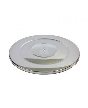 TSP_14_Round_Performance_Style_Air_Cleaner_Top_Chrome_Steel_SP7094A