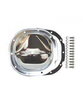 TSP_Ford_8.8_10-Bolt_Differential_Cover_Kit_Chrome_Steel_SP7130KIT