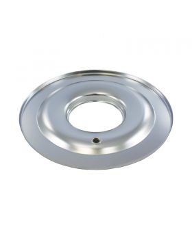 TSP_14_Flat_Round_Air_Cleaner_Base_Chrome_Steel_SP7299B