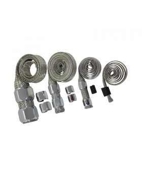 TSP_Braided_Stainless_Steel_Hose_Sleeving_Kit_Hose_Sleeving_Kit_With_Chrome_Clamp_Covers_SP7357