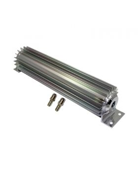 TSP_12_Finned_Aluminum_Heat_Sink_Transmission_Cooler_Clear_Anodized_SP7360