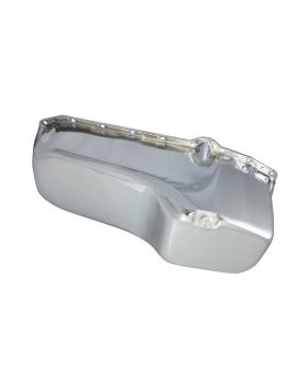 TSP_Chevy_Small_Block_V8_57-79_Driver_Dipstick_Oil_Pan_Chrome_Steel_SP7442