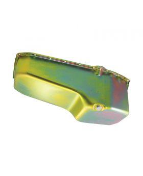 TSP_Chevy_Small_Block_V8_57-79_Driver_Dipstick_Oil_Pan_Gold_Zinc_Steel_SP7442Z