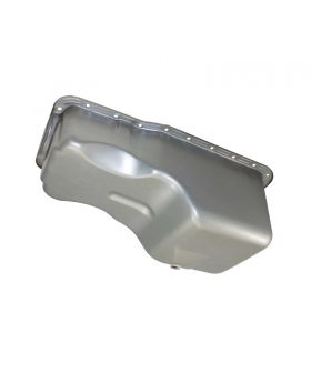 TSP_Ford_Small_Block_V8_260-302_Front_Sump_Oil_Pan_Unplated_Steel_SP7445X