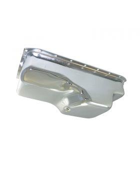TSP_Chrysler_Small_Block_V8_360_Oil_Pan_Chrome_Steel_SP7447