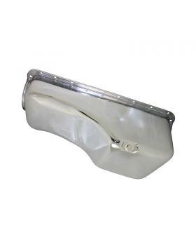 TSP_Ford_Big_Block_V8_429-460_Oil_Pan_Chrome_Steel_SP7451