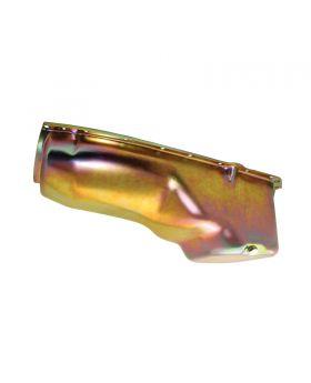 TSP_Oldsmobile_V8_64-Later_330-455_Oil_Pan_Gold_Zinc_Steel_SP7453Z