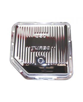 TSP_GM_Turbo_350_High-Capacity_Transmission_Pan_Raised_Finned_Chrome_Steel_SP7491D