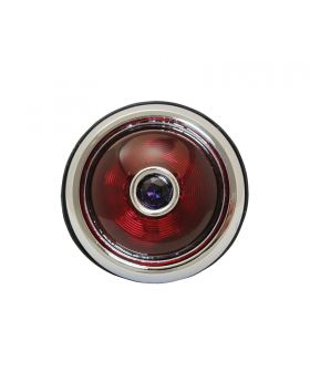 TSP_50_Pontiac_Tail_Light_Lamp_Blue_Dot_Stainless_Steel_Bezel_SP8257