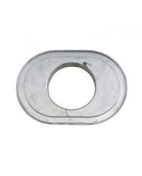 TSP_Flat_12_Oval_Air_Cleaner_Base_Polished_Aluminum_SP8404B