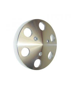 TSP_Sanden_508_Nose_Cone_Satin_Aluminum_SP8847