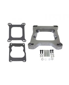 TSP_3_4_Aluminum_Open_Port_Square_Bore_To_Quadrajet_Carburetor_Adapter_Kit_SP9130