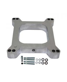 TSP_1_Aluminum_Square_Bore_4BBL_Carburetor_Spacer_SP9131S