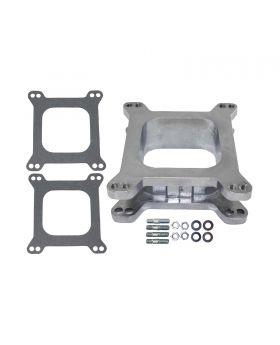 TSP_2_Aluminum_Square_Bore_4BBL_Carburetor_Spacer_Kit_SP9132