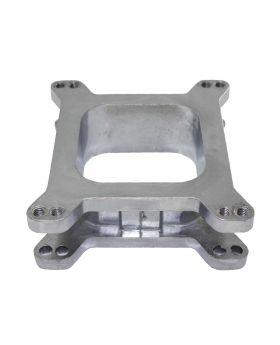 TSP_2_Aluminum_Square_Bore_4BBL_Carburetor_Spacer_SP9132S
