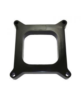 TSP_1_Phenolic_Square_Bore_4BBL_Carburetor_Spacer_SP9136S